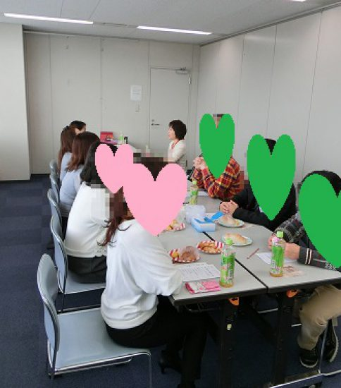 2月24日(日)の「もりコン」は参加しやすい初の年齢区分~終了~5組マッチング